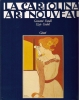 La cartolina Art Nouveu