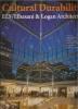 Cultural Durability Els/Elbasani & Logan architects