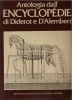 Antologia dall'encyclopedie di Diderot e D'Alembert