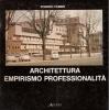 Architettura empirismo professionalità