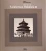 Architettura orientale 1/2 copertina grigia