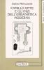 Camillo Sitte e gli inizi dell'urbanistica moderna