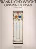 Frank Lloyd Wright: ornamento e design