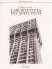 L'architettura del novecento