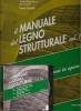Manuale del legno strutturale 1/4 + cd/rom