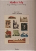Moderny Italy: 1860-1980 Vision of the country