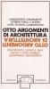 Otto argomenti di architettura