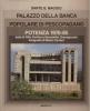 Palazzo della banca popolare di Pescopagano