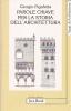 Parole chiave per la storia dell'architettura