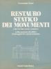 Restauro statico dei monumenti