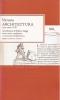 Vitruvio Architettura (dai libri I-VII )