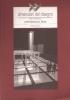 Xy dimensioni del disegno N.41-42-43/2001 Architectura