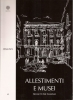 Allestimenti e musei: progetti per Palermo