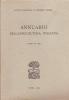 Annuario dell'agricoltura italiana 1958