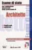Architetto: esame di stato per l'abilitazione
