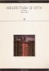Architettura di città: sei progetti di Dario Passi