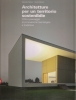 Architetture per un territorio sostenibile