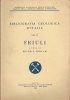 Bibliografia geologica d'Italia: Friuli
