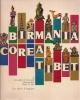 Birmania Corea Tibet