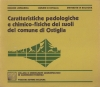 Caratteristiche pedologiche e chimico fisiche dei suoli del comune do Ostiglia