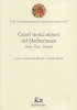 Centri storici minori del mediterraneo: storia piani progetti