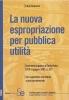 E5 Nuova espropriazione per pubblica utilità