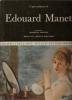 Edouard Manet .l'opera pittorica