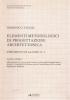 Elementi metodologici di progettazione architettonica 5