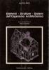 Elementi strutture sistemi dell'organismo architettonico