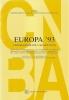Europa '93: l'informazione per l'architettura