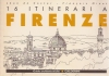 Firenze: 16 itinerari