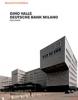 Gino Valle Deutsche Bank Milano