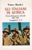 Gli italiani in Africa