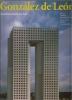 Gonzalez de Leon: architecture as Art