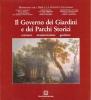 Il governo dei giardini e dei parchi storici