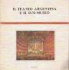 Il teatro Argentina e il suo museo