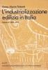 Industrializzazione edilizia in Italia 2° 1955-1974