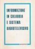 Informazione in Calabria e sistema radiotelevisivo