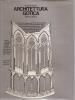 L'architettura gotica rilegato