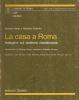 La casa a Roma: indagine sul sistema residenziale