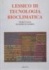Lessico di tecnologia bioclimatica