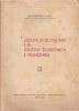 Lezioni di economia e di politica economica e finanziaria