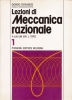 Lezioni di meccanica razionale 1