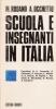 Scuola e insegnanti in Italia