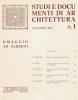 Studi e documenti di architettura n° 1:Omaggio ad Alberti
