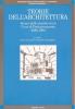 Teorie dell'architettura: sintesi delle ricerche di un Corso di perfezionamento
